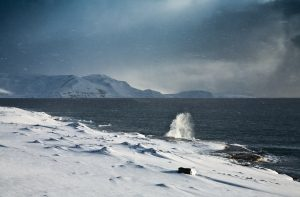 Jäämeren maisemia